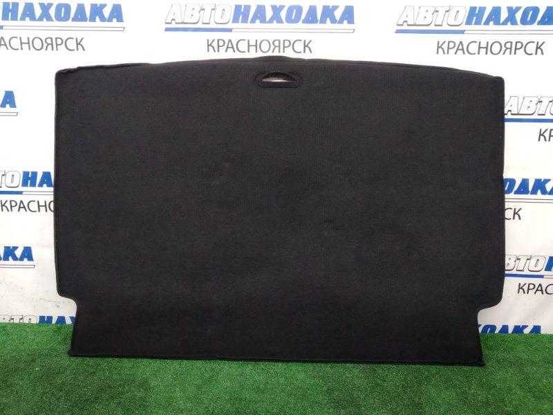 Пол багажника Peugeot 207 WC EP6C 2009 задний черный