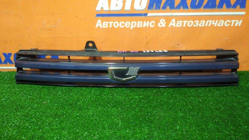 Решетка радиатора Toyota Corolla Ii EL51 4E-FE 1994 цвет 8K0 1мод