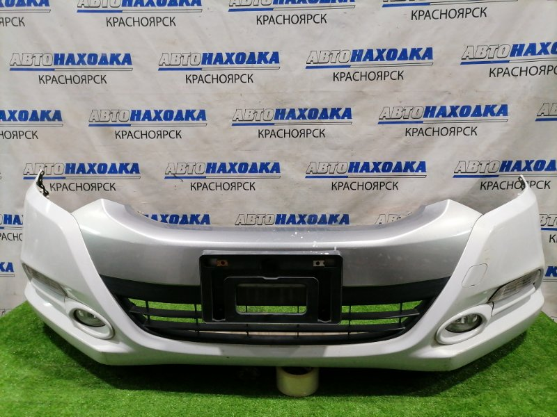 Бампер Honda Insight ZE2 LDA 2009 передний передний, дорестайлинг (1 мод.), цвет NH756P, с
