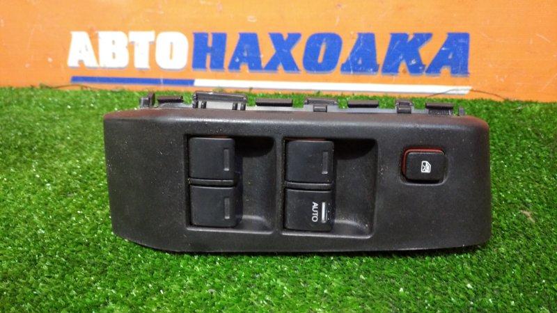 Блок управления стеклоподъемниками Honda Fit GE6 L13A 2007 передний правый с накладкой