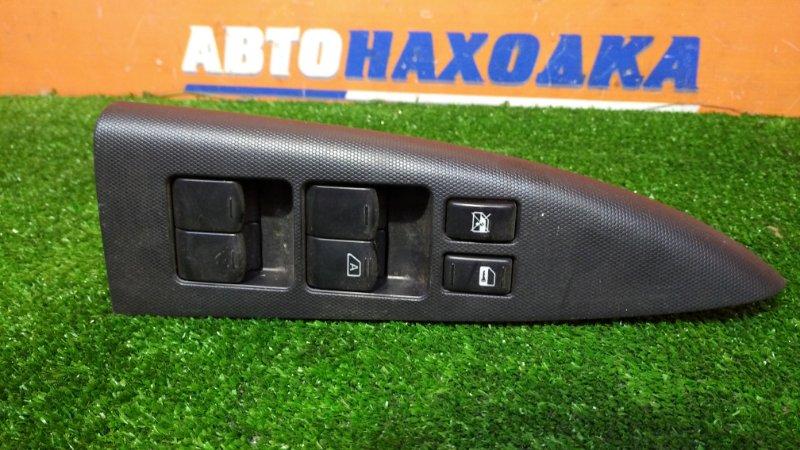 Блок управления стеклоподъемниками Nissan Note E11 HR15DE 2005 передний правый с накладкой