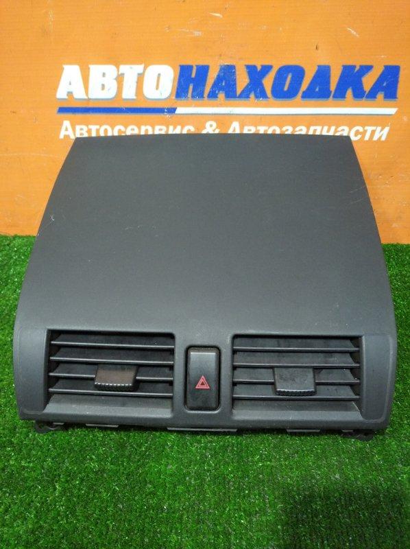 Пластик салона Mazda Axela BK5P ZY-VE 2003 центр воздуховоды