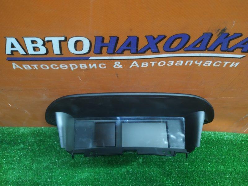 Дисплей Subaru Impreza GJ6 FB20 01.2013 85261FJ453 информационный дисплей с центральной консоли