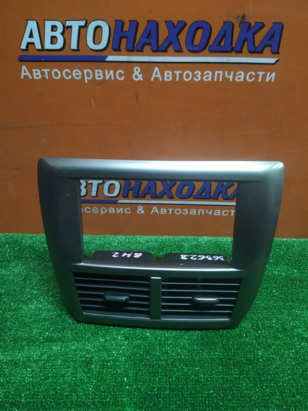 Консоль магнитофона Subaru Impreza GH2 EL154 05.2009 66110FG020 +ВОЗДУХОВОДЫ