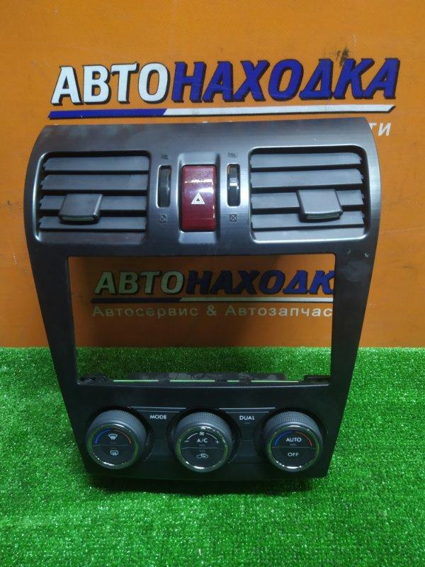 Климат-контроль Subaru Impreza GJ6 FB20 01.2013 +КОНСОЛЬ МАГНИТОФОНА
