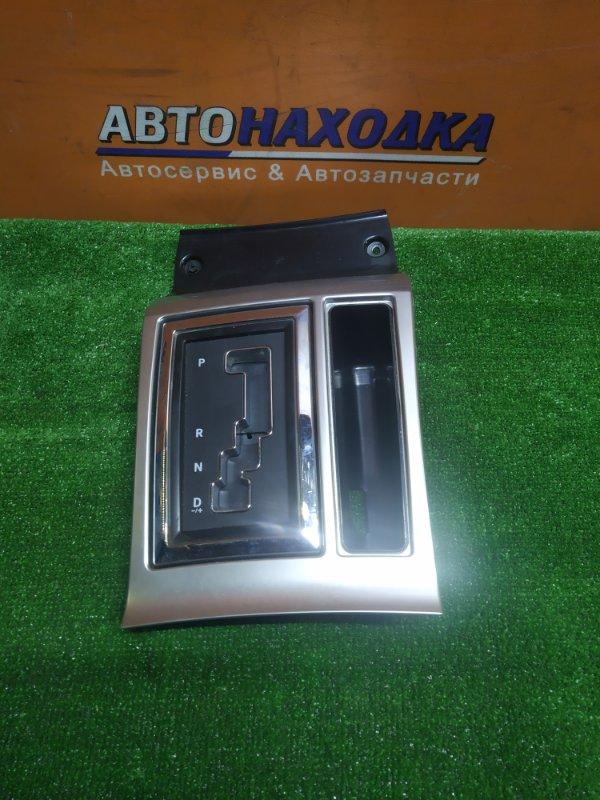Консоль кпп Dodge Magnum LXDP49 EZB 2005 ЛЕВЫЙ РУЛЬ.