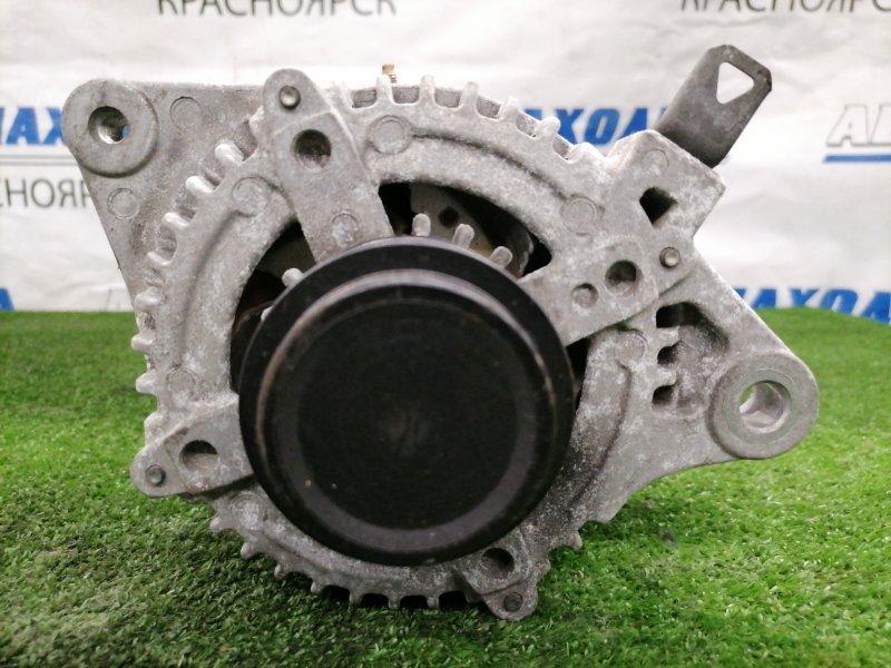 Генератор Toyota Voxy ZRR70G 3ZR-FE 2007 104210-5520 130 А., пробег 97 т.км. ХТС. С аукционного авто.