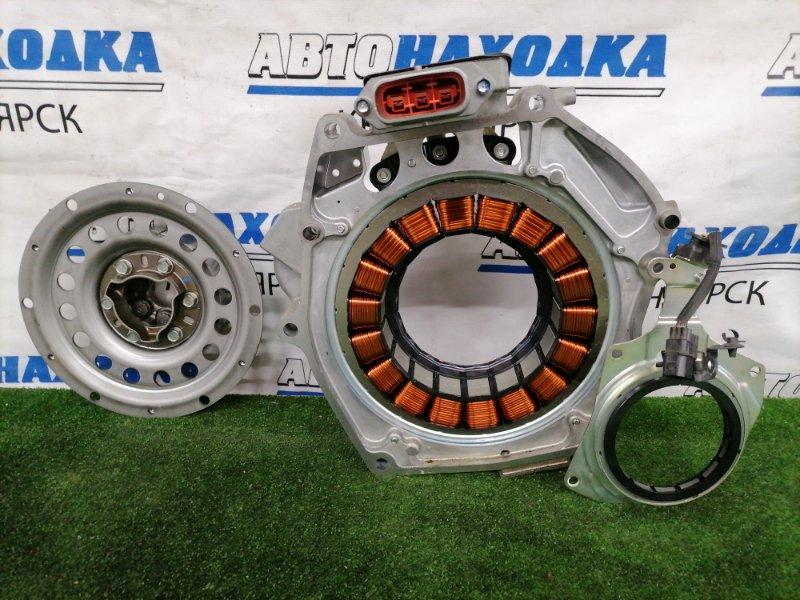 """Двигатель Honda Insight ZE2 LDA 2009 электродвигатель гибридной системы """"IMA"""". В комплекте"""