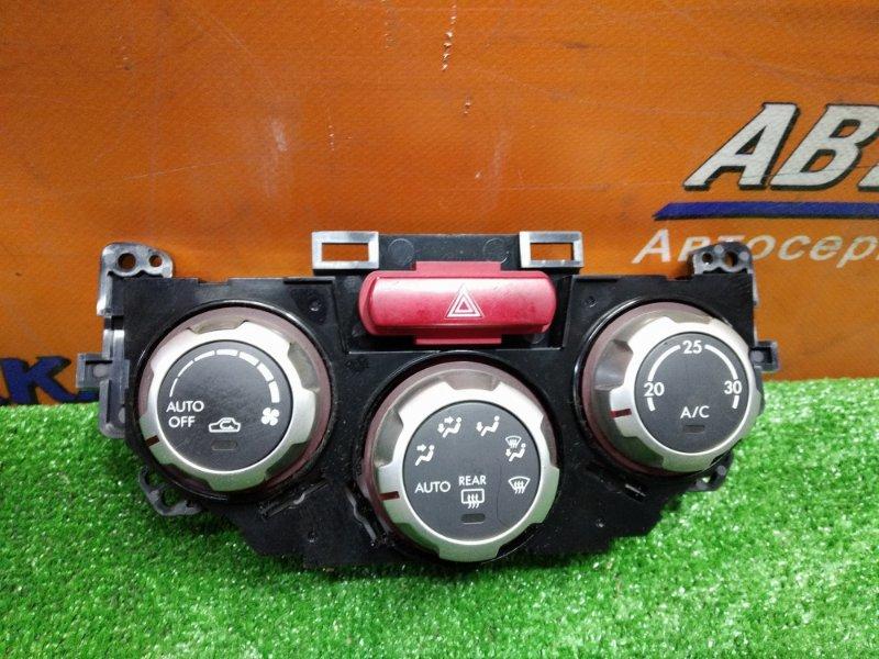 Климат-контроль Subaru Impreza GH2 EL154 05.2009 72311-SC080