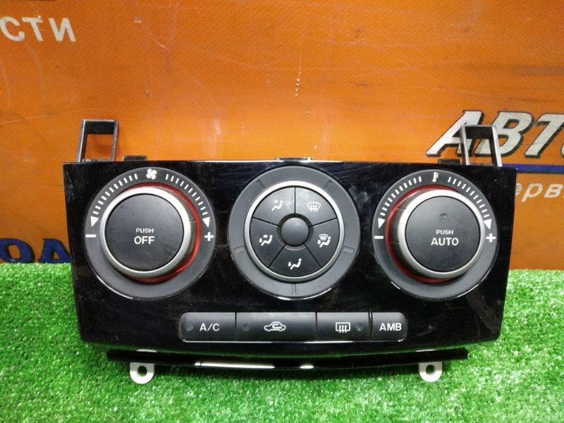 Климат-контроль Mazda Axela BKEP LF-VE 20.06.2008 B705