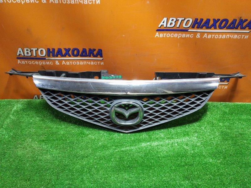 Решетка радиатора Mazda Premacy CP8W FP-DE 18.01.2002 C14550712 2MOD.