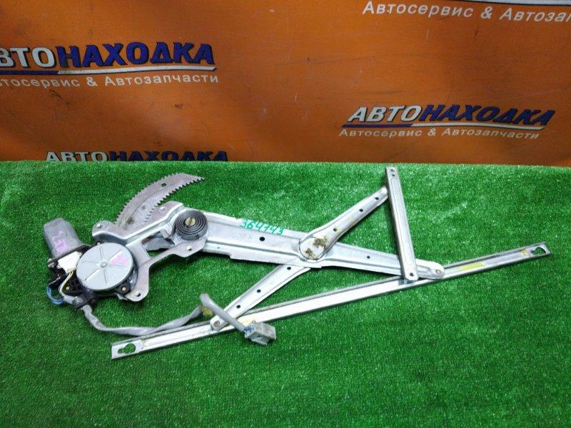 Стеклоподъемник Honda Stepwgn RF3 K20A передний правый 6 КОНТАКТОВ