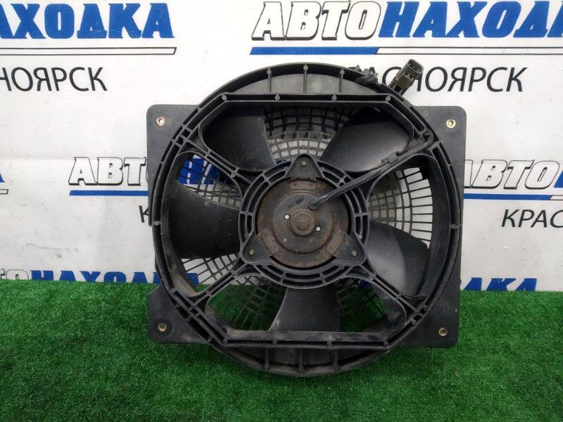 Вентилятор Nissan Serena KBC23 SR20DE 1994 дополнительный вентилятор охлаждения подкапотного