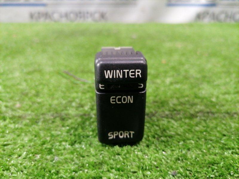 Кнопки в салон Volvo 850 LS55 B5254S 1991 кнопка переключения режимов: SPORT, winter, ECO.