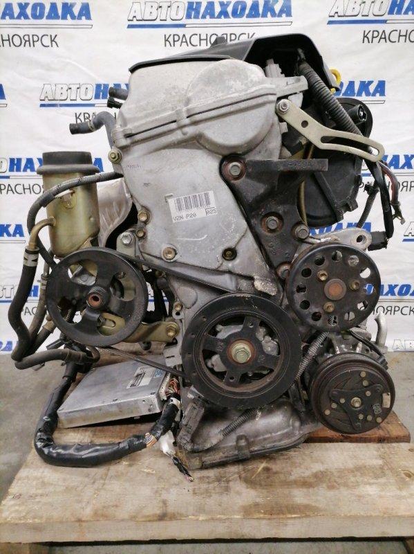 Двигатель Toyota Funcargo NCP20 2NZ-FE 1999 1122958 № 1122958 пробег всего 16 т.км.! С аукционного авто.