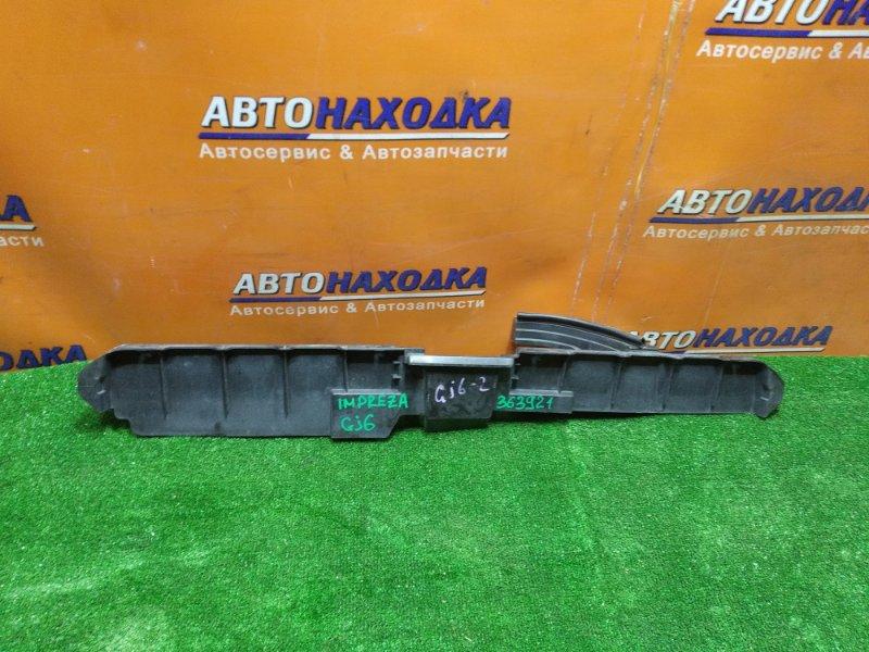 Накладка на телевизор Subaru Impreza GJ6 FB20 01.2013 передняя 91165-FJ000