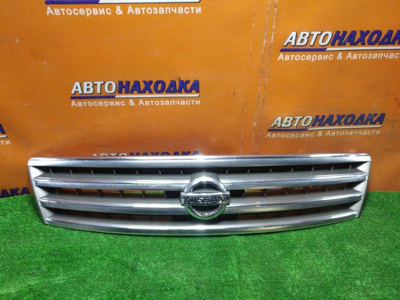 Решетка радиатора Nissan Teana J31 VQ23DE 11.2005 62310-9Y000