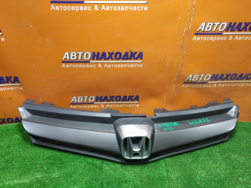 Решетка радиатора Honda Airwave GJ1 L15A 2005 передняя