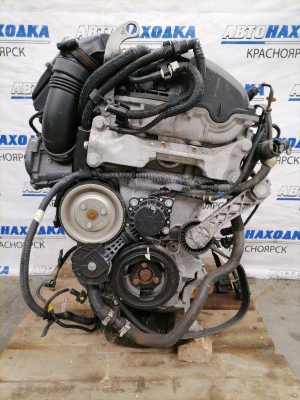 Двигатель Peugeot 207 WC EP6C 2009 10FHBF, 0636871 10FHBF № 0636871, пробег 32 т.км. С аукционного авто. Есть