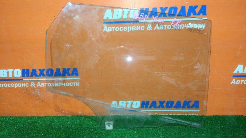 Стекло боковое Mazda Axela BK5P ZY-VE 2003 заднее правое нетонированное