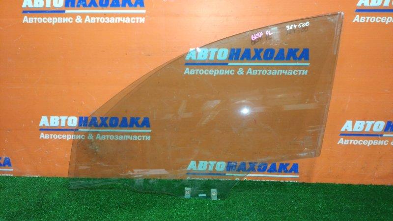 Стекло боковое Mazda Axela BK5P ZY-VE 2003 переднее левое