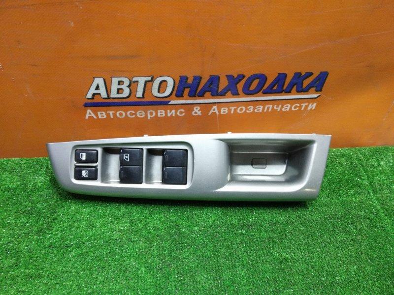 Блок управления стеклоподъемниками Subaru Impreza GH2 EL154 05.2009 передний правый FOO 157390 +