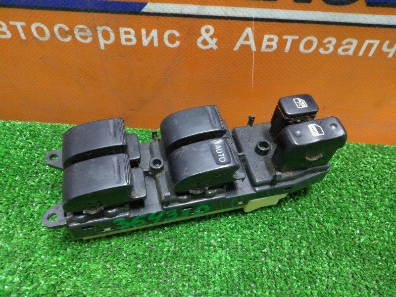 Блок управления стеклоподъемниками Toyota Vista SV50 3S-FSE 07.1999 передний правый 514302 БЕЗ