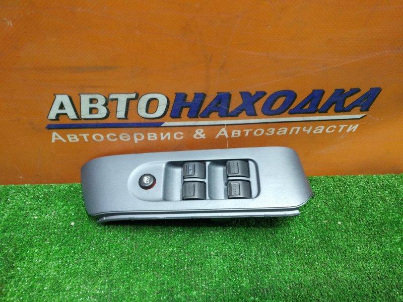 Блок управления стеклоподъемниками Honda Fit GD1 L13A передний правый + НАКЛАДКА.