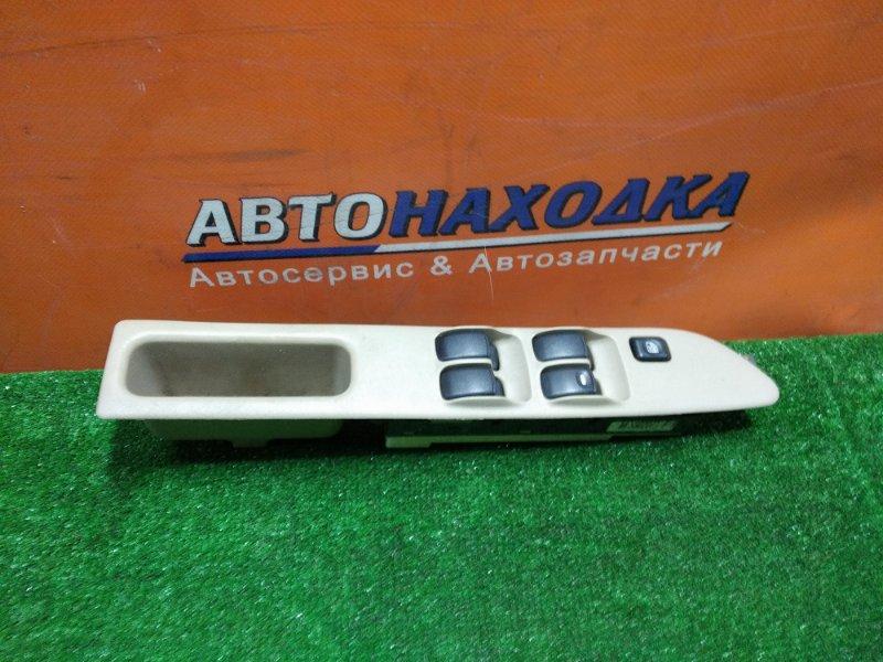 Блок управления стеклоподъемниками Mitsubishi Mirage Dingo CQ2A 4G15 01.03.2000 передний правый MR445651