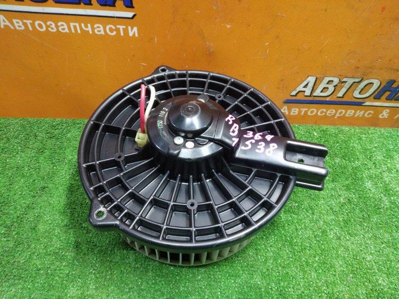 Мотор печки Honda Odyssey RB1 K24A 194000-1750