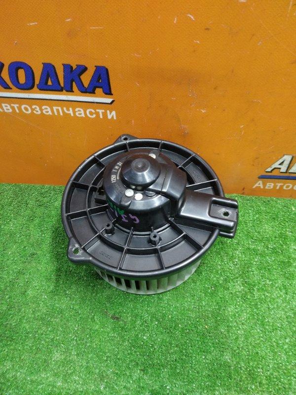 Мотор печки Honda Airwave GJ1 L15A 2005 194000-1250