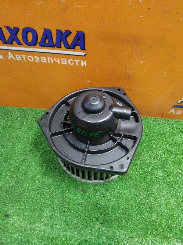Мотор печки Nissan Avenir PNW10 SR20DE 05.1998 57801-12VK8416
