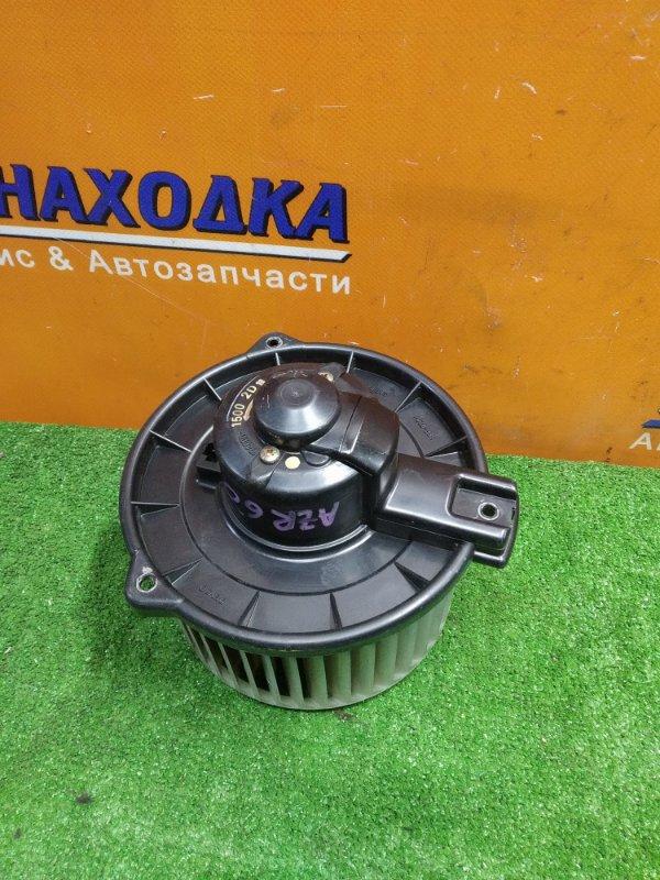 Мотор печки Toyota Noah AZR60 1AZ-FSE 02.2002 194000-1500