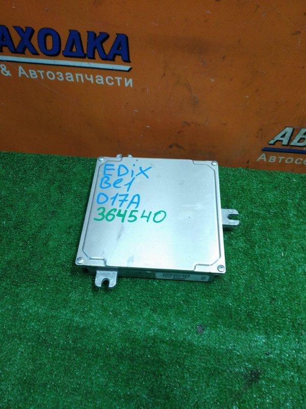 Компьютер Honda Edix BE1 D17A