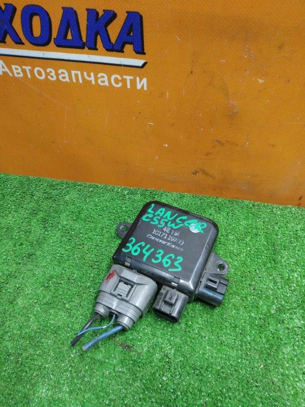 Блок управления вентилятором Mitsubishi Lancer Cedia CS5W 4G93 03.12.2002 1C17119700 ПОД ДВЕ ФИШКИ. ТРЕТЬЯ