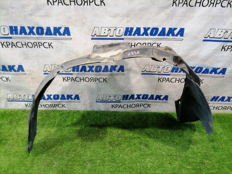 Подкрылок Mitsubishi Pajero Mini H53A 4A30 1998 передний правый Передний правый