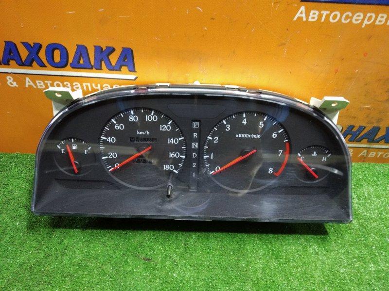 Щиток приборов Nissan Cedric HY33 VQ30DE 11.1995 4P120