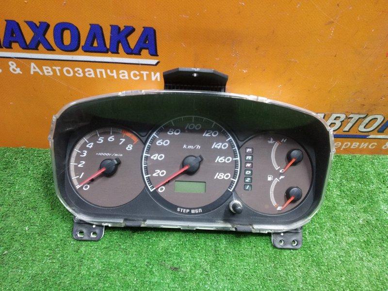 Щиток приборов Honda Stepwgn RF3 K20A 78100-S7S-J200 58,Т.КМ