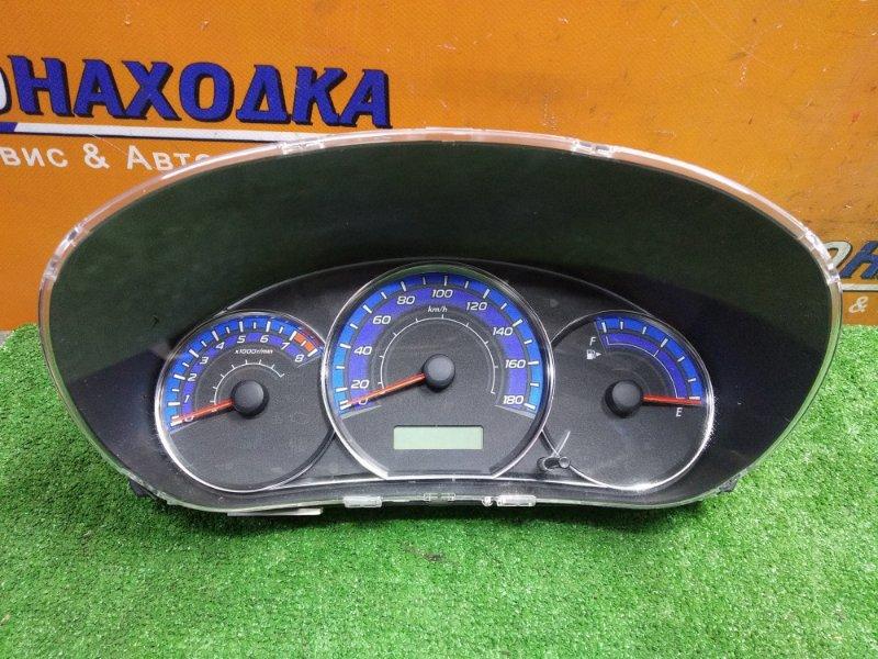 Щиток приборов Subaru Impreza GH2 EL154 05.2009 85003FG840