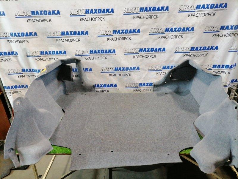 Обшивка багажника Volvo 850 LS55 B5254S 1991 задняя комплект: 2 боковые части и центральный
