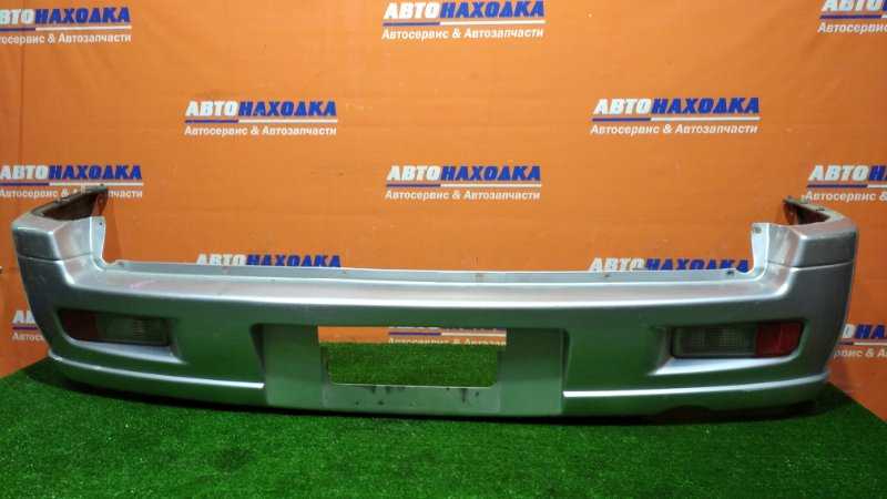 Бампер Mitsubishi Rvr N61W 4G93 1997 задний 1 мод с правым стопом 8372/под покраску