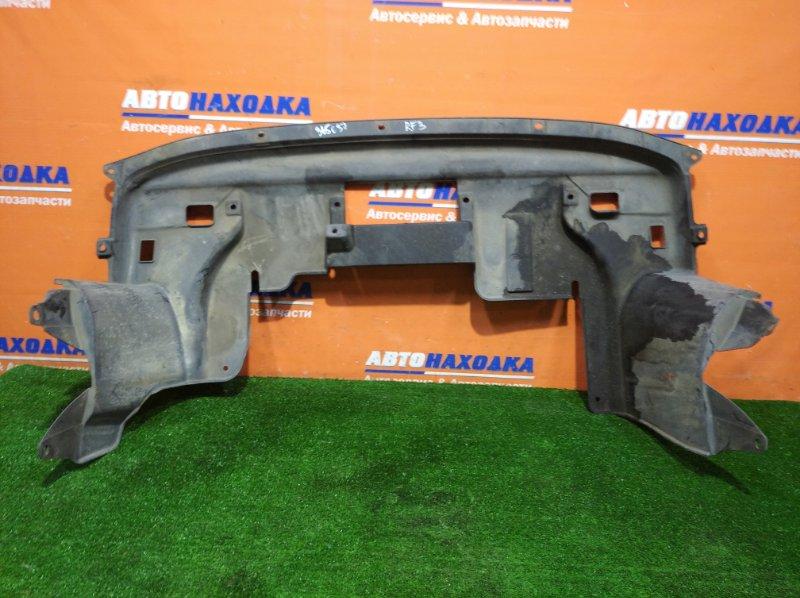 Защита двс Honda Stepwgn RF3 K20A 2001 передняя