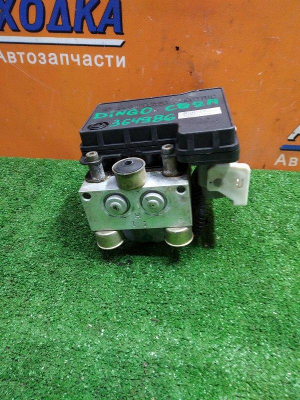 Блок abs Mitsubishi Mirage Dingo CQ2A 4G15 01.03.2000 MR407733