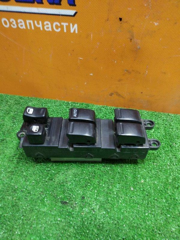 Блок управления стеклоподъемниками Nissan March K11 CG10DE 01.2000 передний правый