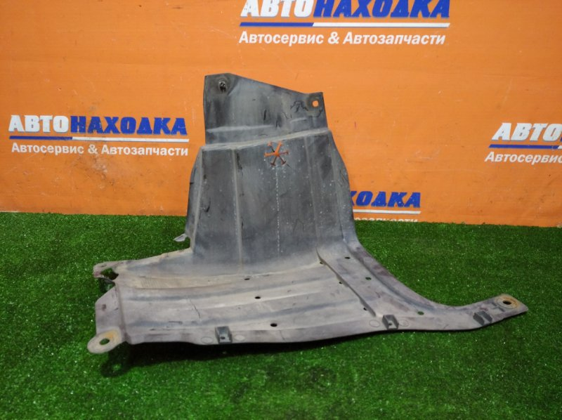 Защита двс Honda Fit GE6 L13A 2007 передняя правая