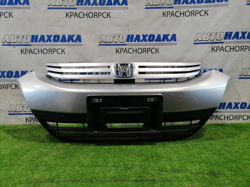 Решетка радиатора Honda Insight ZE2 LDA 2009 передняя 71121-TM8-A01, 71105-TM8-003ZA Дорестайлинг (1 мод.) с
