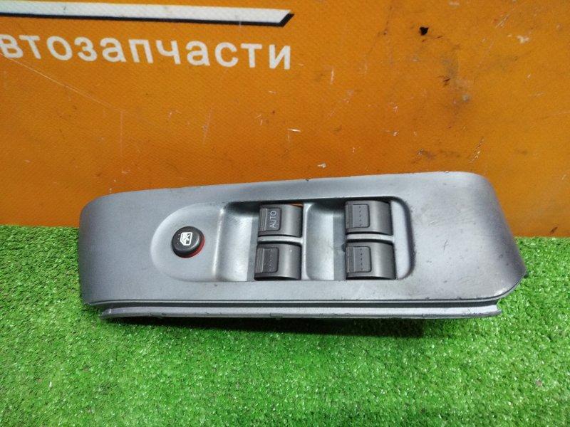 Блок управления стеклоподъемниками Honda Fit GD1 L13A 2002 передний правый