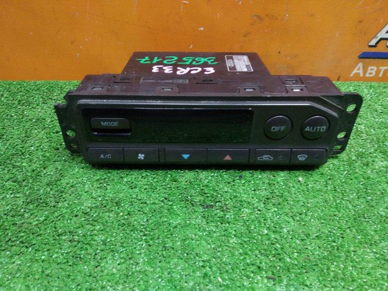 Климат-контроль Nissan Skyline ECR33 RB20E 27500-15U00