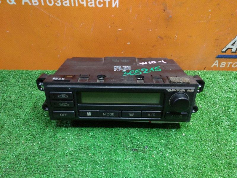 Климат-контроль Nissan Avenir PNW10 SR20DE 05.1998 28525-99N00