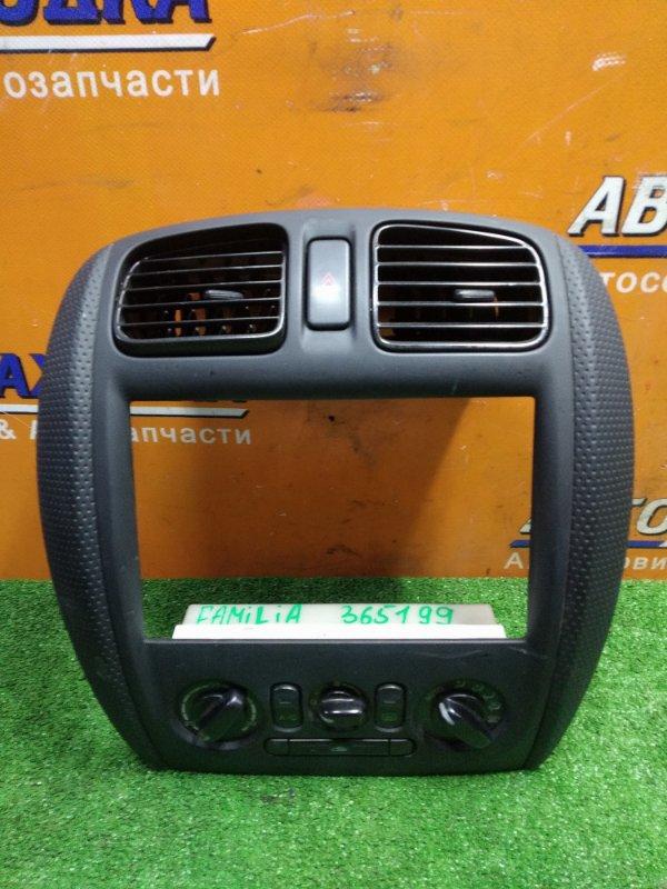 Климат-контроль Mazda Familia BJ5W ZL-VE 03.02.2000 + КОНСОЛЬ МАГНИТОФОНА